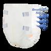 Smartcore Disposable Brief in white graphic