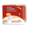 Tranquility® Premium OverNight™ Disposable Absorbent Underwear Sample