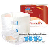 Tranquility ATN (All-Through-the-Night) | Most Absorbent Adult Diaper | Adult Diaper with Tabs