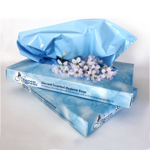 Scented Hygiene Bags