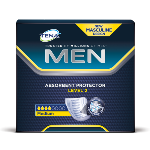 Tena Pad for Men | Male Guard | Tena | Comfort Plus