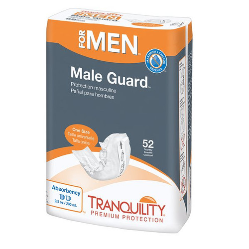 Main packaging of Male Guard