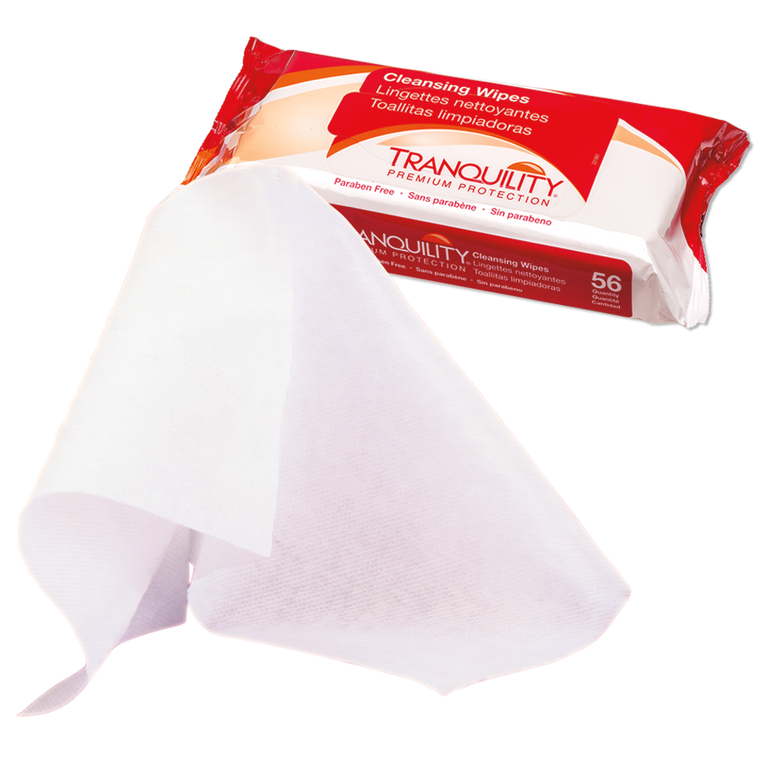 Tranquility® Cleansing Wipes