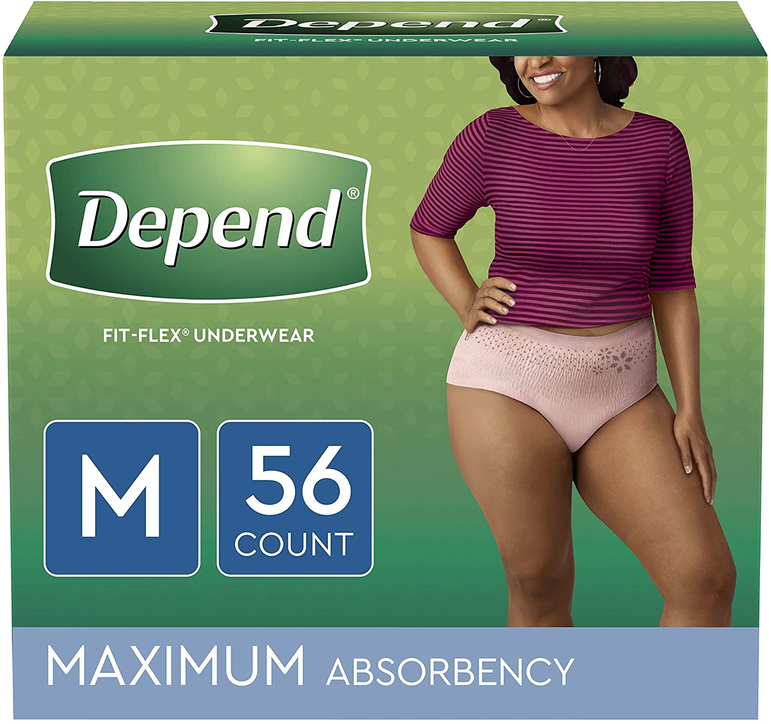 Depends Image
