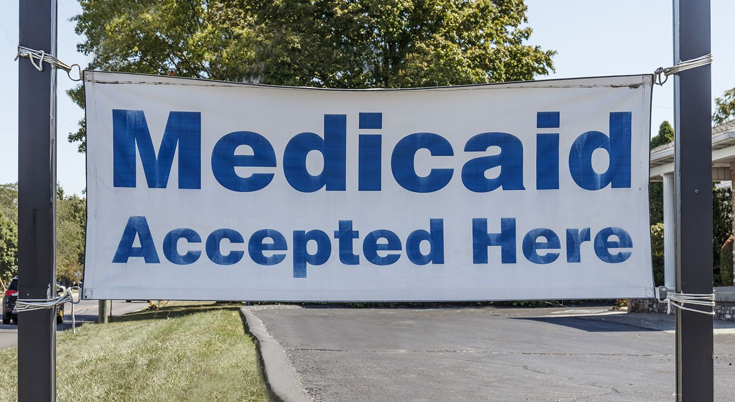 medicaid sign