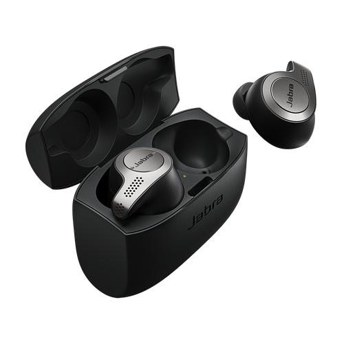 Jabra 65t Bluetooth Headset Earbuds Evolve 65t Wireless Bluetooth For Music Uc Version 6598 832 209