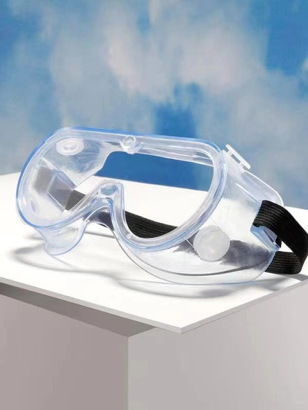 Eye Face Shield Anti Fog Protective Safety Isolation Goggle