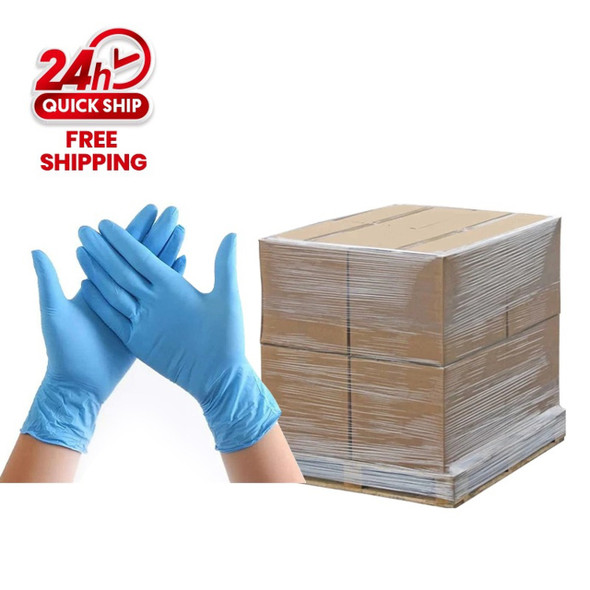NITRILE GLOVE (MEDICAL GRADE) 1 PALLET 48''X48''X78''/500 BOXES