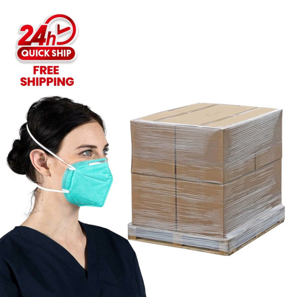 BYD N95 (MEDICAL GRADE) 1 PALLET 48''X48''X78''/15000PCS