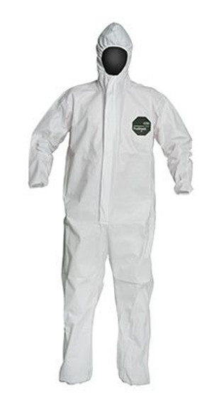 DuPont ProShield 50 Coverall Protective Clothing 25-Pack