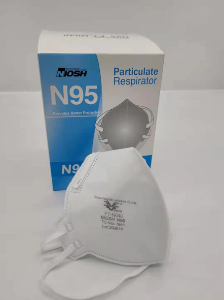 FANGTIAN Medical Grade N95 Mask, NIOSH Certified