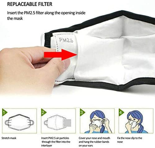 FILTER FOR COTTON MASK