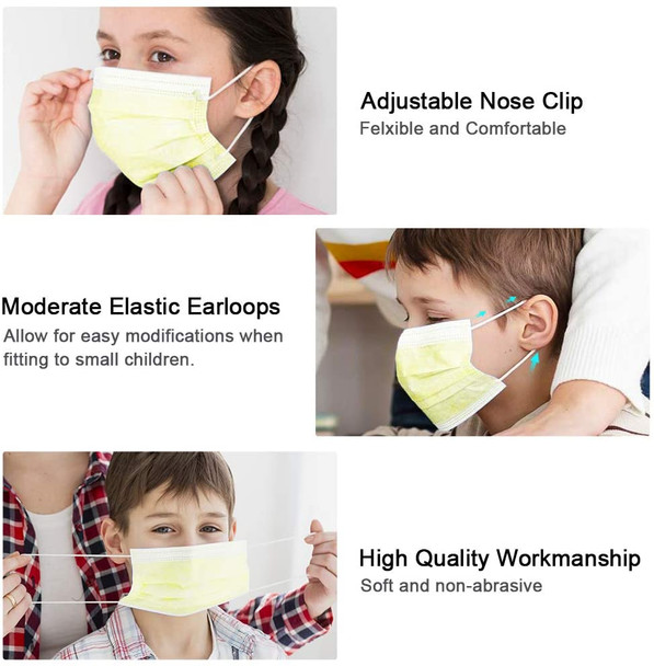 Kid Disposable Face Mask
