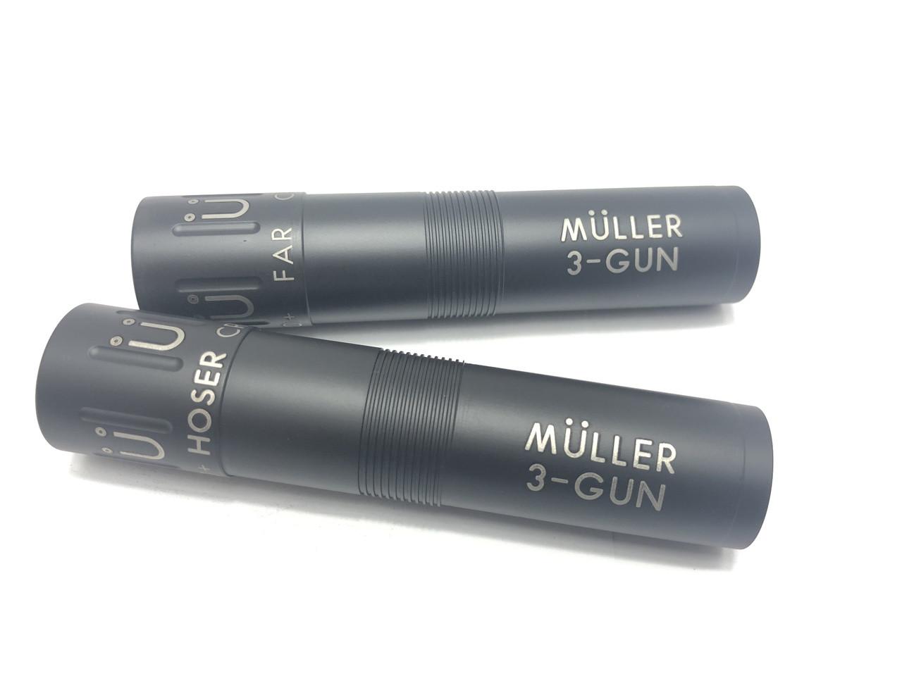 Muller 3-Gun Choke Tubes