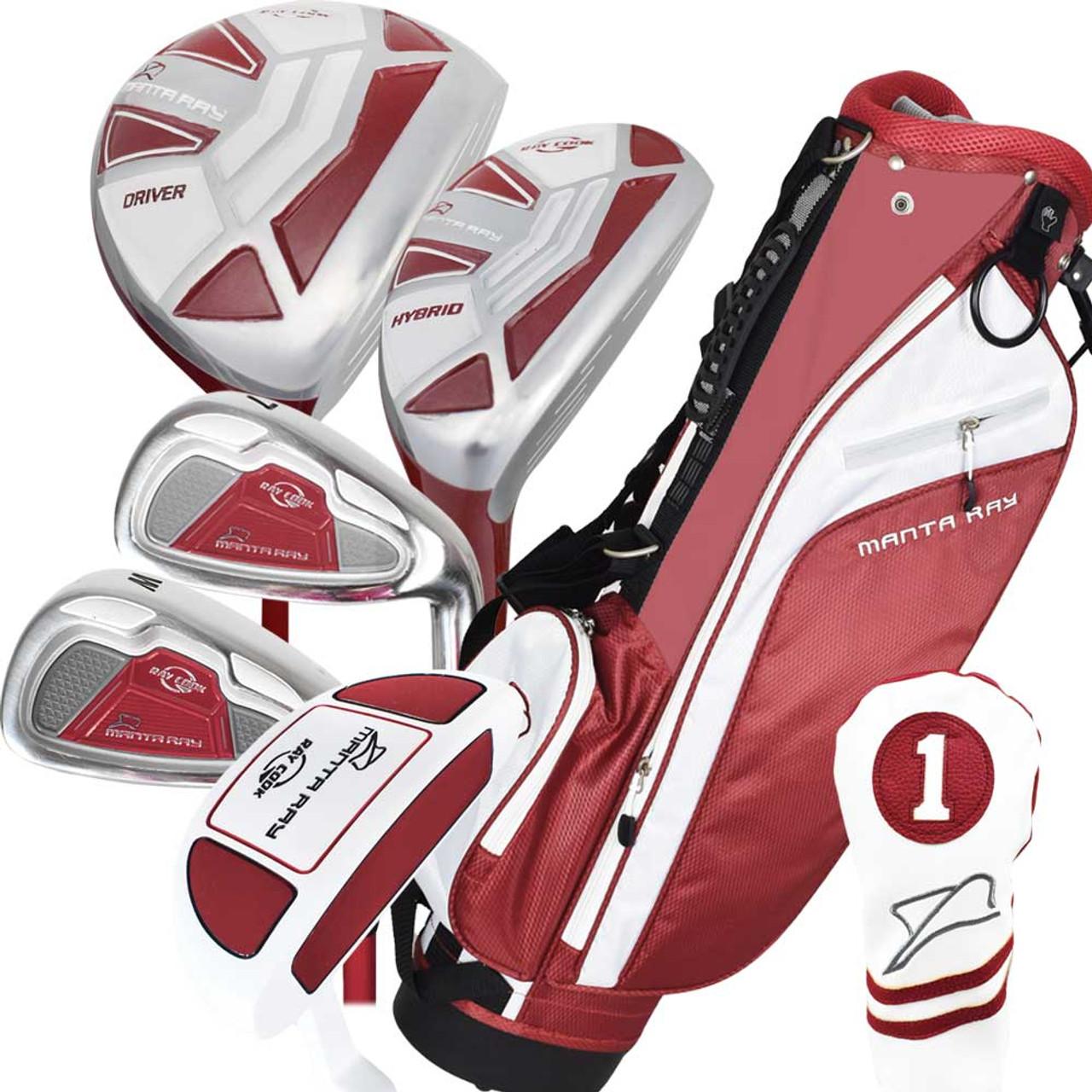Manta Ray Junior Set Age 9 12 Unisex Ray Cook Golf