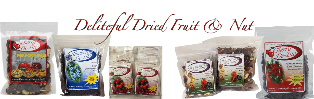 Dried Fruit Products