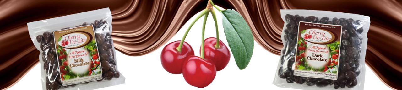 Chocolate Covered Cherry De-Lite