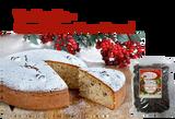 Vasilopita - Greek New Year's Good Luck Bread