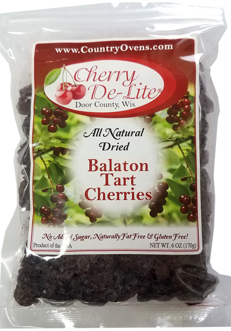 Unsweetened Balaton Cherry De-Lite Tart Cherries - 6 oz