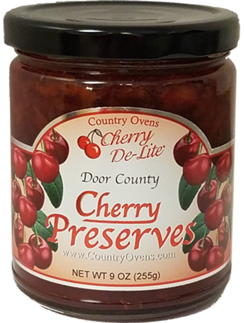Cherry De-Lite Preserves - 9 oz