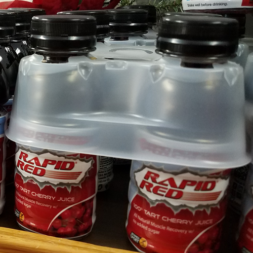 Rapid Red - 8 oz (PACK of 4)