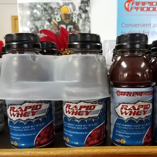 Rapid Whey - 8 oz (PACK of 4)