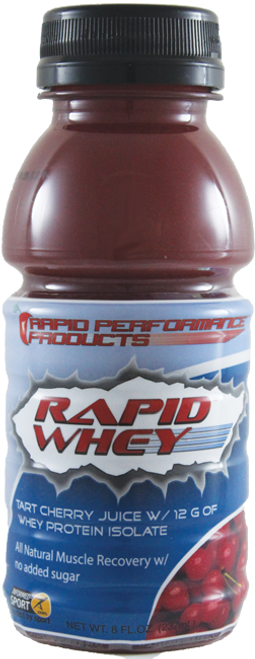 Rapid Whey - 8 oz