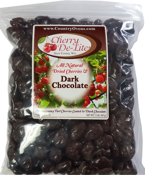 Dark Chocolate Covered Cherry De-Lite - 2 lb