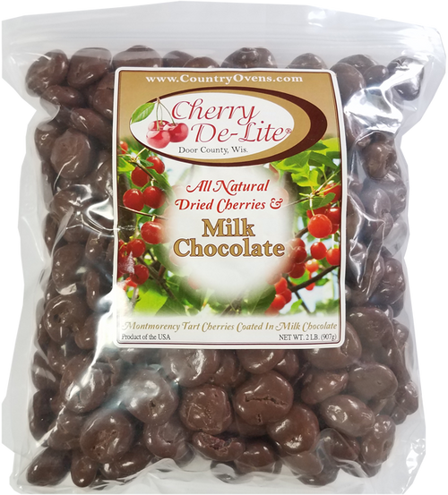 Milk Chocolate Covered Cherry De-Lite - 2 lb