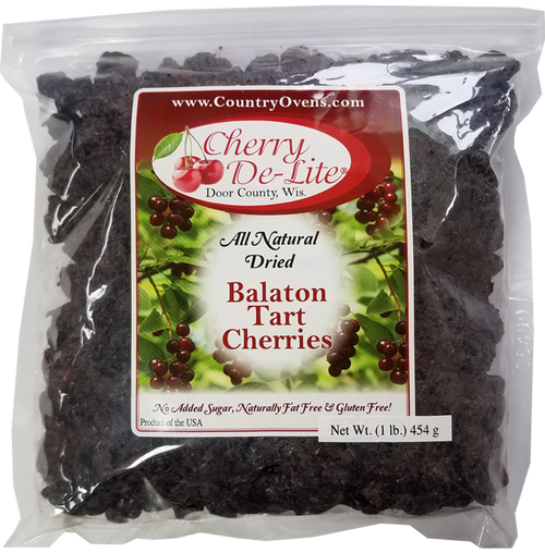 Unsweetened Balaton Cherry De-Lite - 1 lb (CASE of 8)
