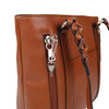 Beautiful accents make this purse special