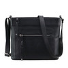 Delaney Leather Crossbody Concealed Carry Purse