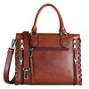 Mahogany can be your favorite purse to carry