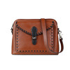 Lovely presentation for this concealed carry purse