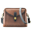 Accents make this concealed purse a knockout