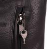 Lock the pistol compartment