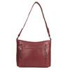 mahogany is a beautiful purse