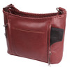 Purse comes with holster to keep pistol secure