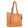Designer enhancement in this beautiful handbag
