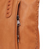 Zippers that lock the concealed pocket