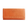 Lovely stitching makes this very stylish wallet