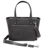 Leather Wallet Tote
