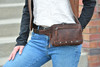 Kailey Leather Purse Pack