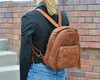 Concealed carry backpack has a nifty way to carry your pistol