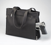 Concealed carry combined with everyday use in this concealed carry purse