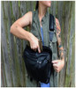 Sling RFID Concealed Carry Backpack Purse