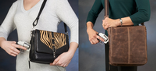 ​Vary Your Concealed Carry Bag from Day-to-Day