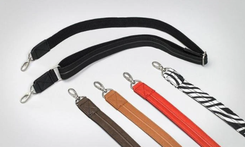 Adjustable length straps for improving your concealed carry purse