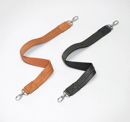 Fixed length purse straps at 59 inches long - not adjustable