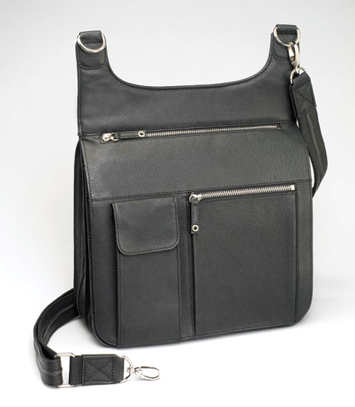 Fully functional everyday concealed carry handbag for everyday use